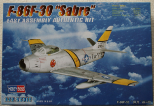 Hobbyboss 1/72 80258 North American F-86F-30